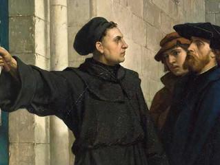 La Notizia che Martin Lutero voleva farti arrivare!
