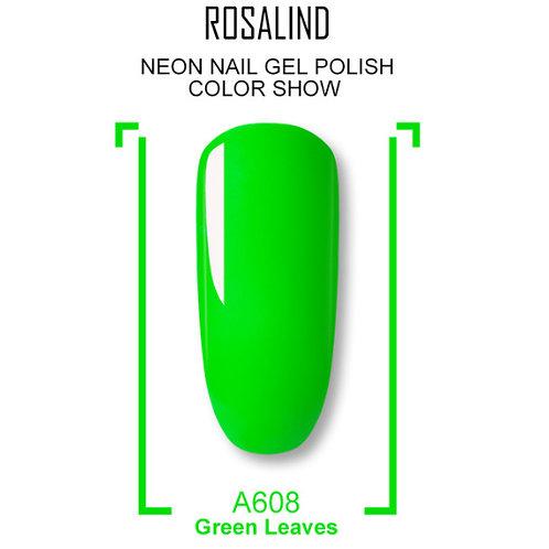 Неоновый гель-лак ROSALIND