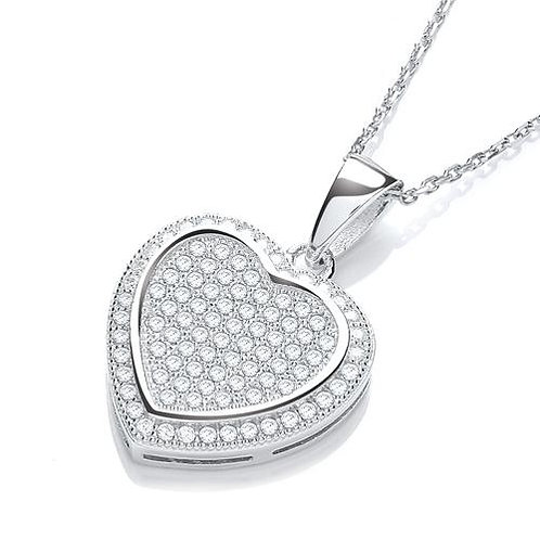 Angeline Heart Pendant