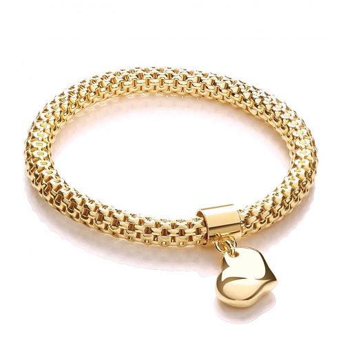 Mila Gold Plated Bracelet