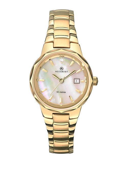 Ladies Accurist Watch 8019