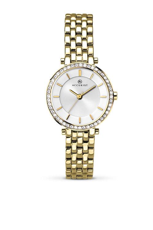 Ladies Accurist Watch 8122