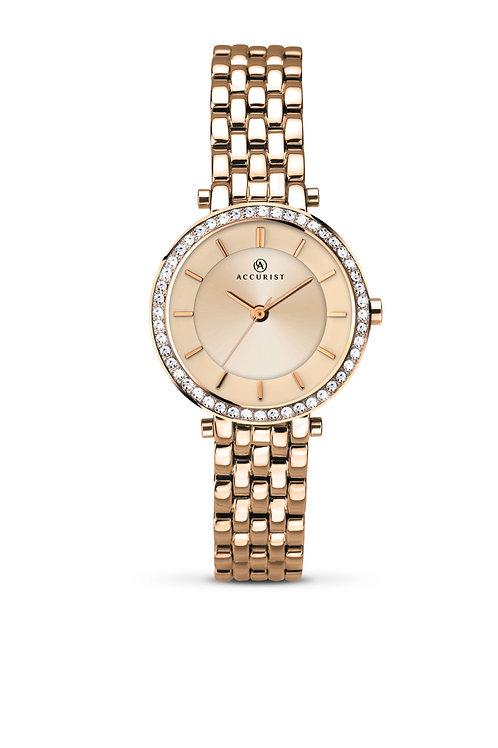Ladies Accurist Watch 8124