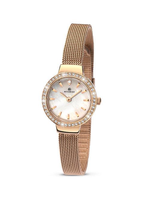 Ladies Accurist Watch 8143