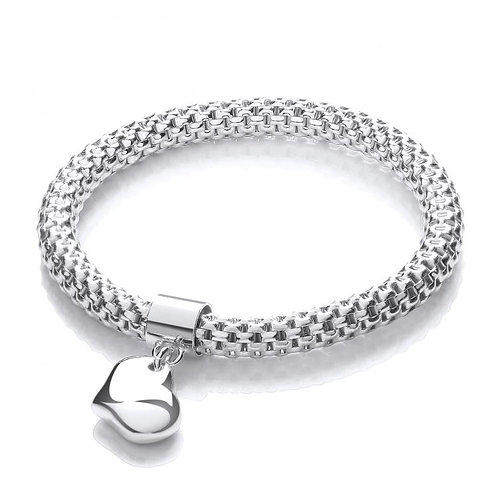 Mila Silver Bracelet