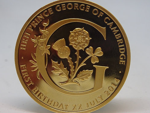 22ct Gold Coin
