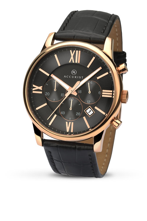 Mens Accurist Watch 7095