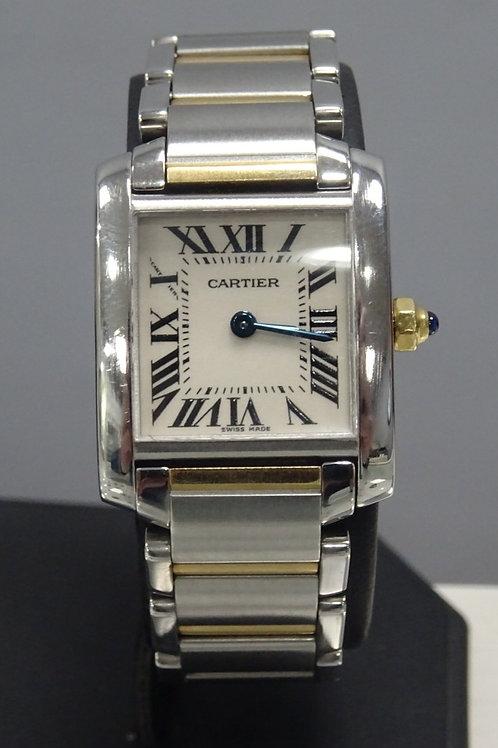 Ladies Cartier Tank