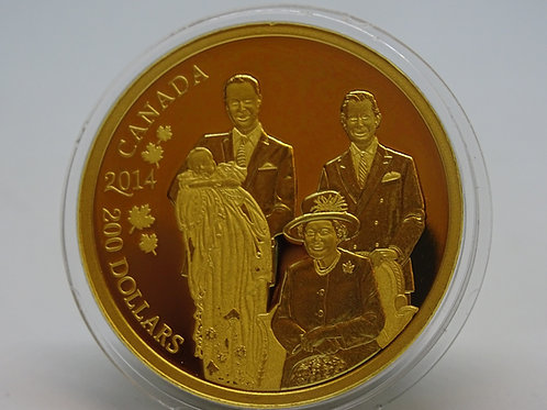 99.9% Gold Coin