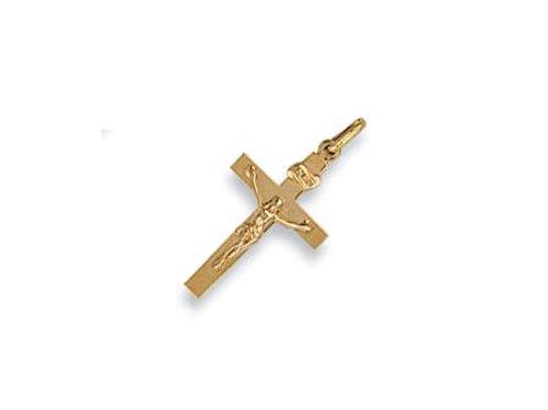 9ct Crucifix