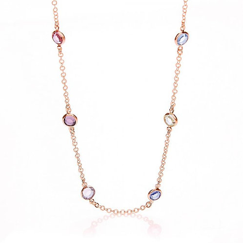 Gianna Multi Coloured Necklace