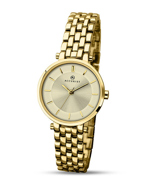 Ladies Accurist Watch 8008