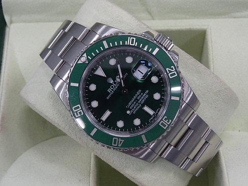 Rolex Submariner 'Hulk' 116610LV