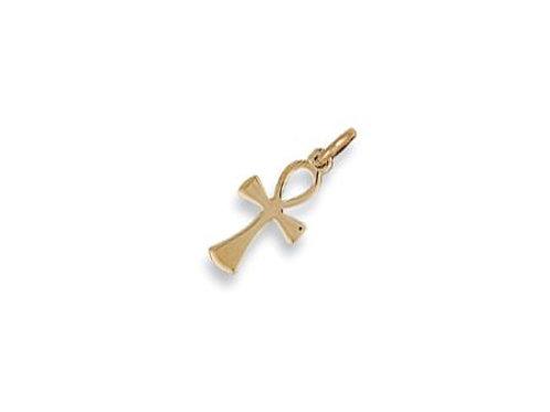 9ct Anchor Cross