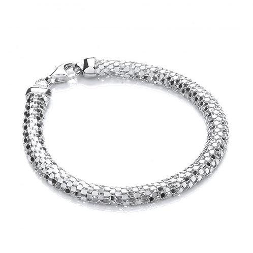 Sasha Silver Bracelet