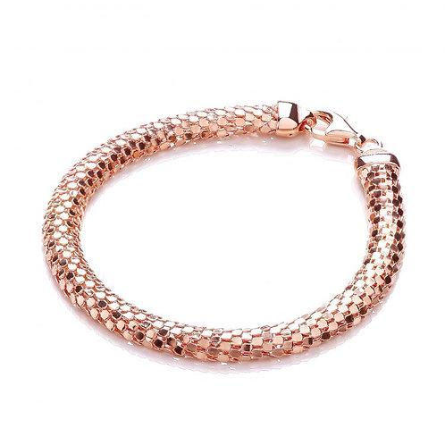 Sasha Rose Gold Plated Bracelet