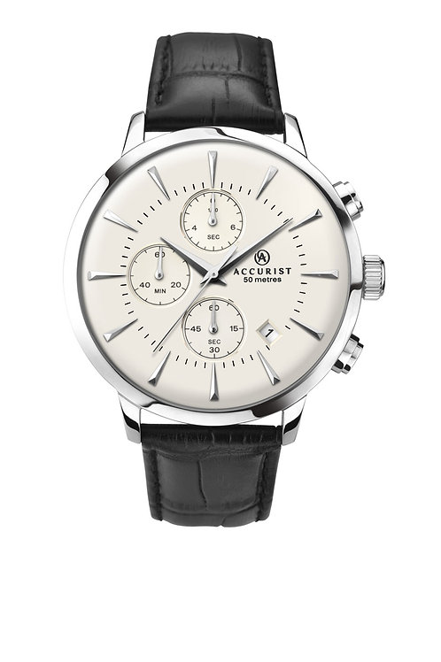 Mens Accurist Watch 7033