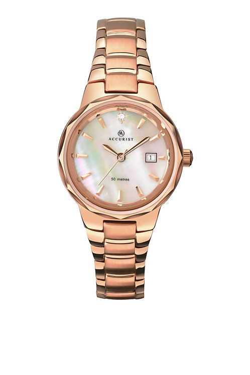 Ladies Accurist Watch 8020