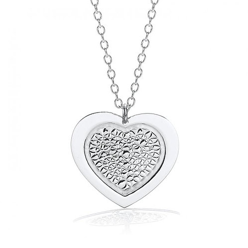 Keira Heart Necklace