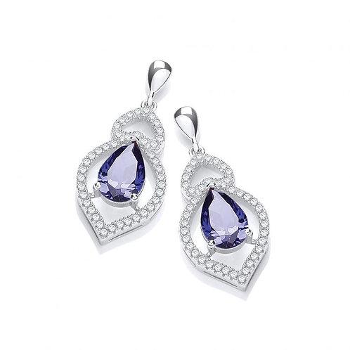 Alicia Blue Earrings