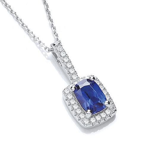 Jolie Blue Pendant