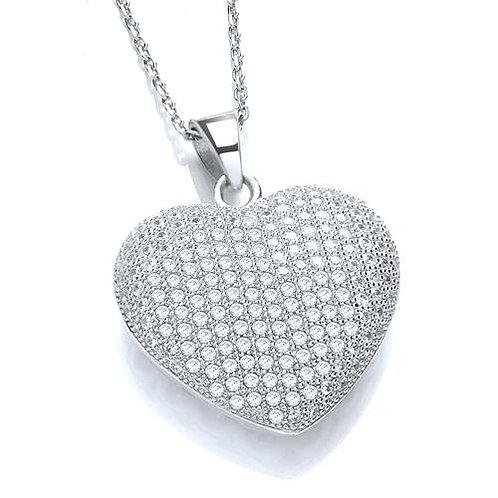 Nicci Heart Pendant