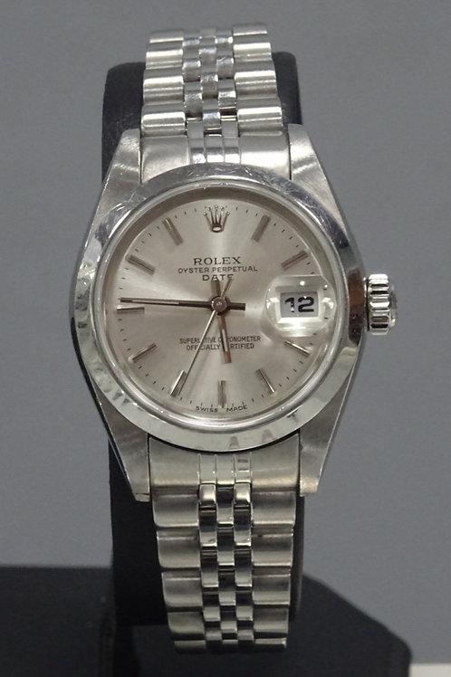Rolex 26mm Date