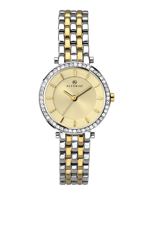 Ladies Accurist Watch 8123