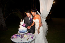 Norma and Jae cake cutting.jpg