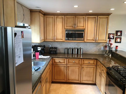 Top-Quality Kitchen Cabinet Refacing & Refinishing in San Diego, CA