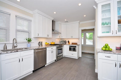 Kitchen remodeling, cabinet refacing and painting in San Diego California.jpg