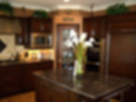 kitchen cabinet staining encinitas california