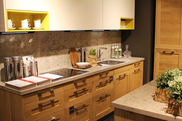 light modern kitchen cabinets