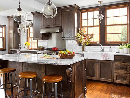 Kitchen Design & Remodeling Ideas!