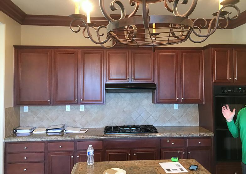 kitchen cabinet refacing CA