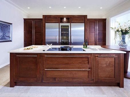 Our Favorite Dark Wood Kitchens