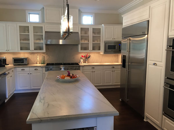 white resurfaced kitchen cabinets san diego