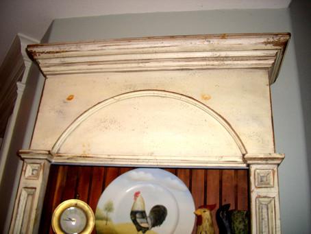 Antique furniture refinishing