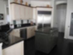 painted kitchen cabinets fallbrook california