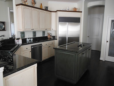 shaker style cabinet refacing san marcos california