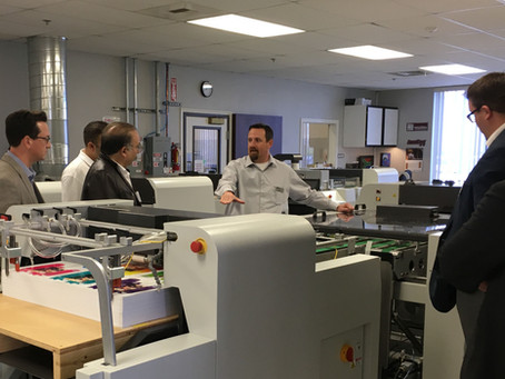 ExcelCoat ZRS Workflow Center Open House a Success