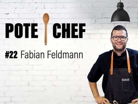 Pote Chef #22 : un merlu et aubergine d'inspiration japonaise avec Fabian Feldmann 🐟🍆
