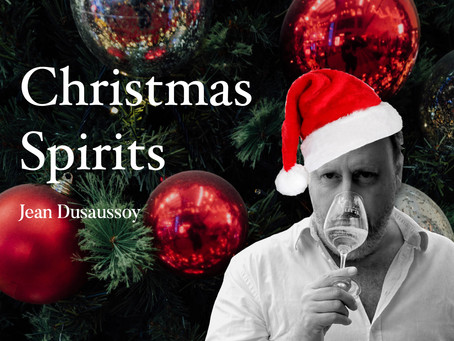 "🎄 ""Christmas Spirits"" by Jean Dusaussoy 🥃"