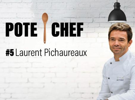 Pote Chef #5 : une tarte aux poireaux en 5 minutes chrono avec Laurent Pichaureaux ⏱️