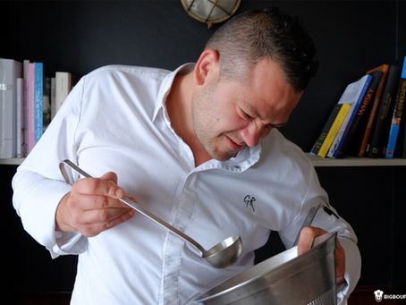 Les chefs passent au chinois : Guillaume Roget