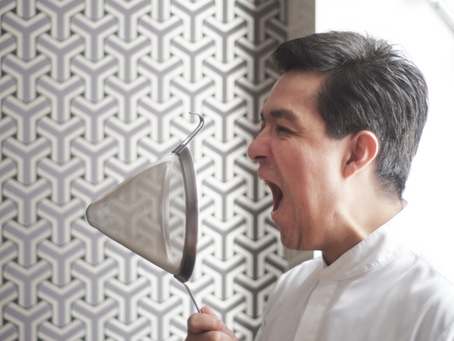 Les Chefs passent au chinois : Santiago Torrijos