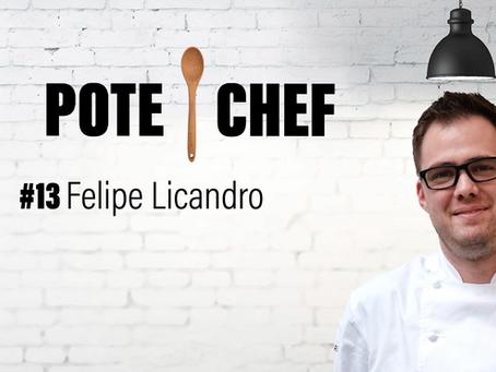 Pote Chef #13: chou chinois et carcasse de poulet ou comment je me suis laissé piéger par Felipe 🐔🥬🐷