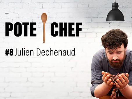 Pote Chef #8: j'ai osé demander une recette sans chocolat au chocolatier Julien Dechenaud 🍌