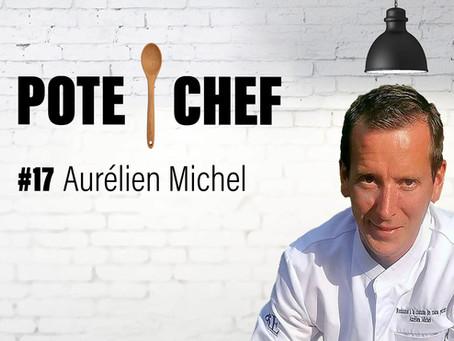 Pote Chef #17 : gravelax de truite des Pyrénées, avec Aurélien Michel 🐟🍋