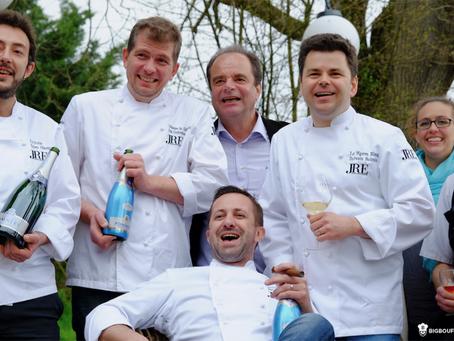 JRE : Les Jeunes Restaurateurs en Folie !